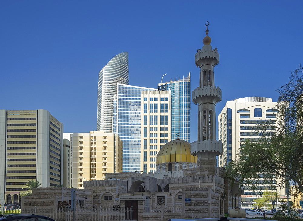 Abu Dhabi, United Arab Emirates, Middle East - 772-3613