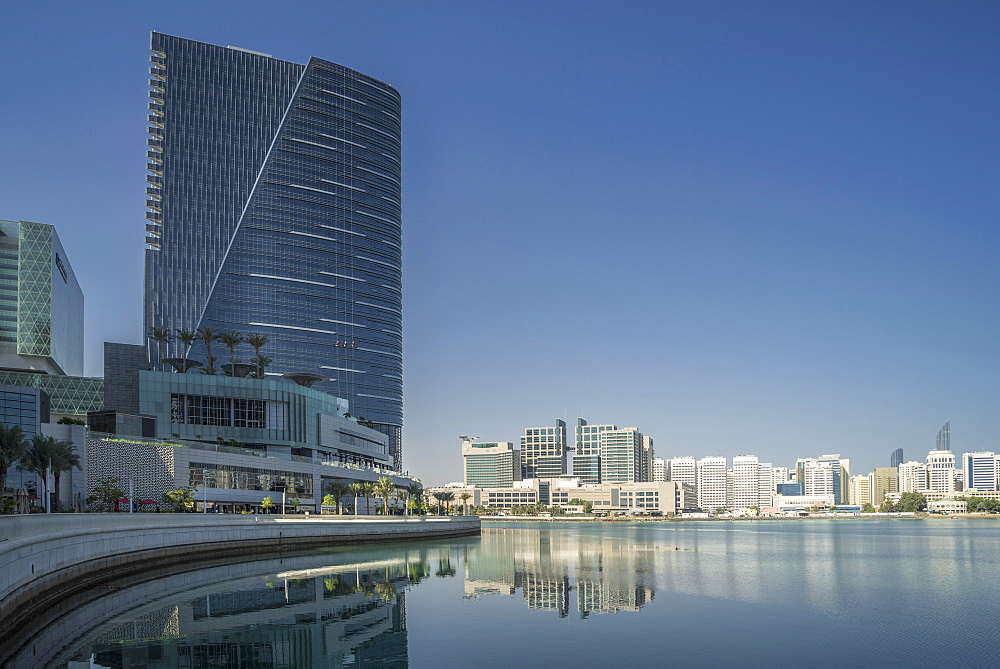 Abu Dhabi, United Arab Emirates, Middle East - 772-3615
