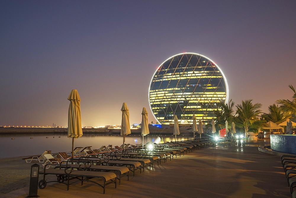 Abu Dhabi, United Arab Emirates, Middle East - 772-3618
