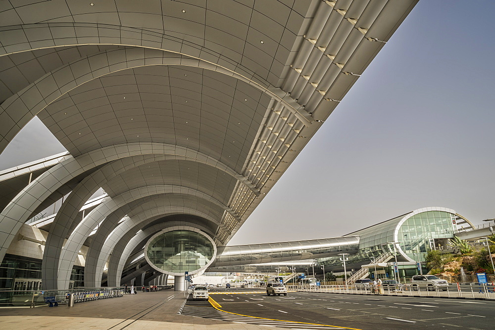 Dubai Airport, Dubai, United Arab Emirates, Middle East