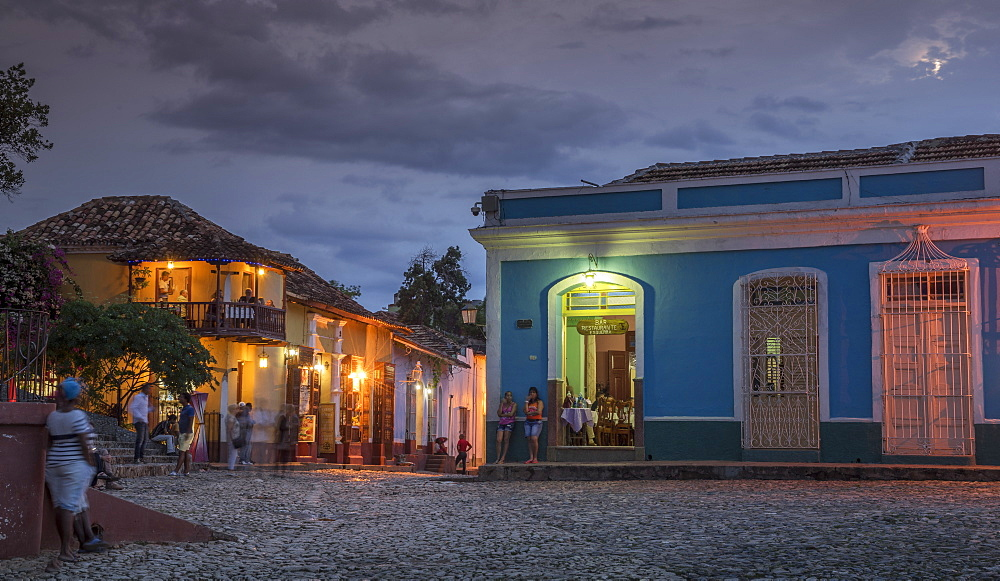 Trinidad de Cuba, UNESCO World Heritage Site, Sancti Spiritus, Cuba, West Indies, Caribbean, Central America - 772-3686