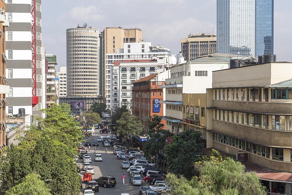 Nairobi, Kenya, East Africa, Africa - 772-3733