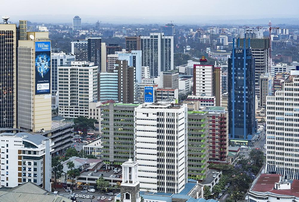 Nairobi, Kenya, East Africa, Africa - 772-3734