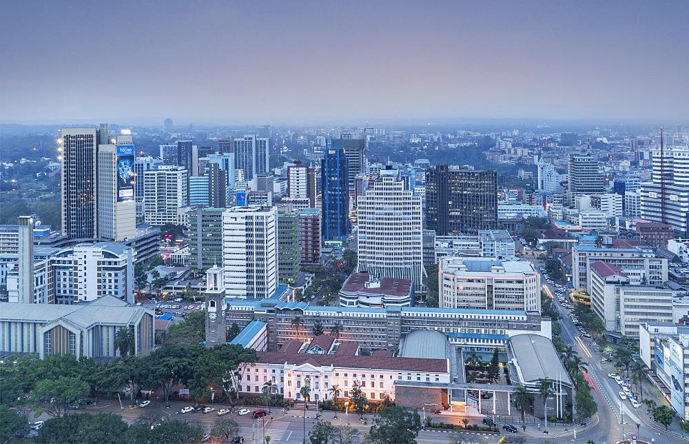 Nairobi, Kenya, East Africa, Africa - 772-3735