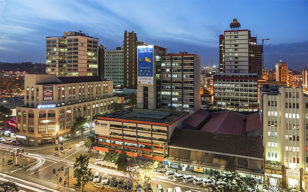 Nairobi, Kenya, East Africa, Africa - 772-3736