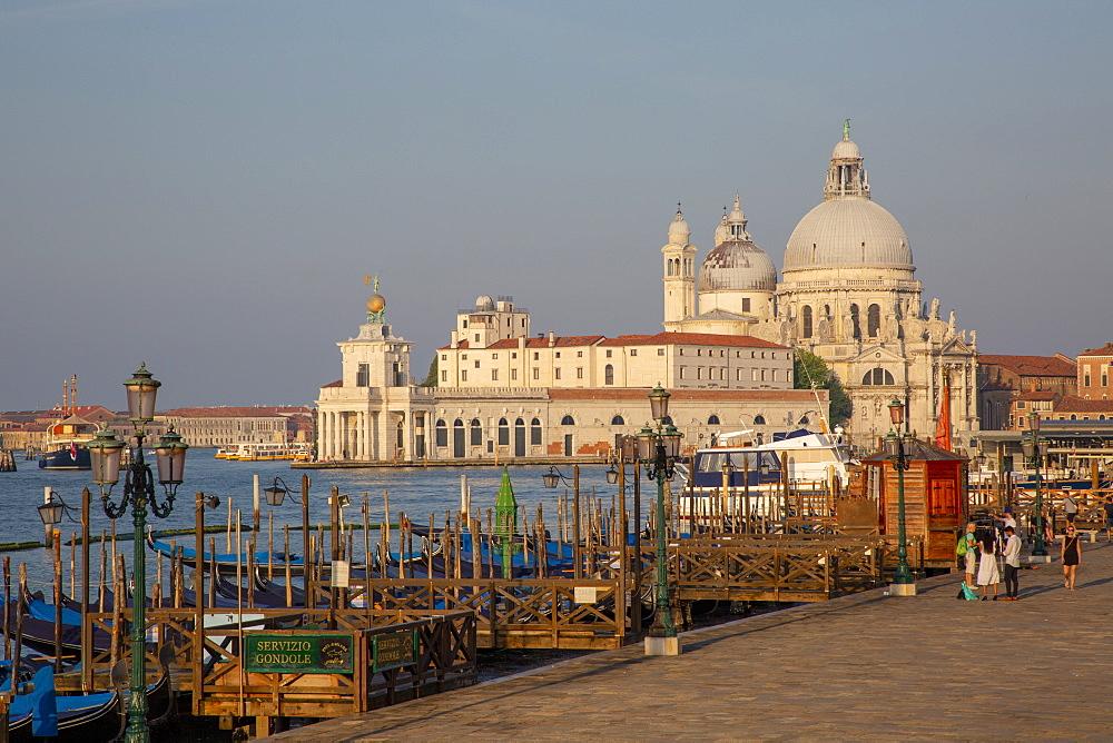 Waterfront, San Marco with the Baroque Church of Santa Maria della Salute - 783-141