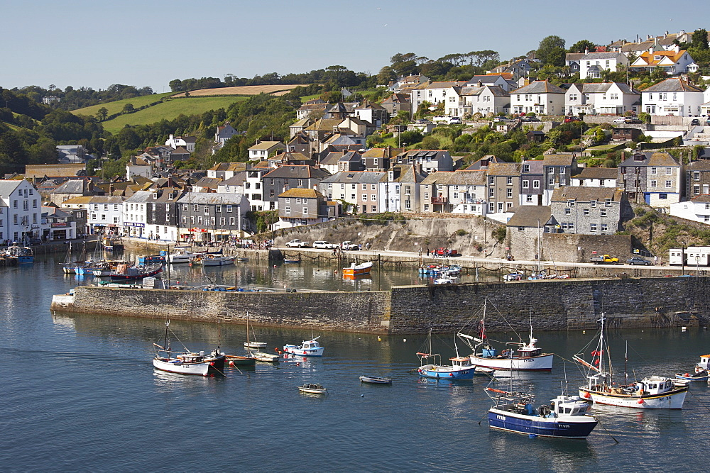 Mevagissey, Cornwall, England, United Kingdom, Europe - 790-9