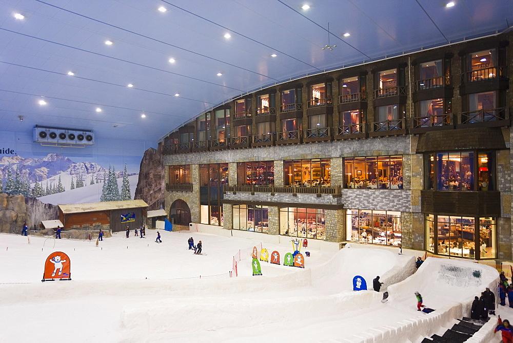 Ski Dubai, Mall of the Emirates, Jumeirah, Dubai, United Arab Emirates, Middle East