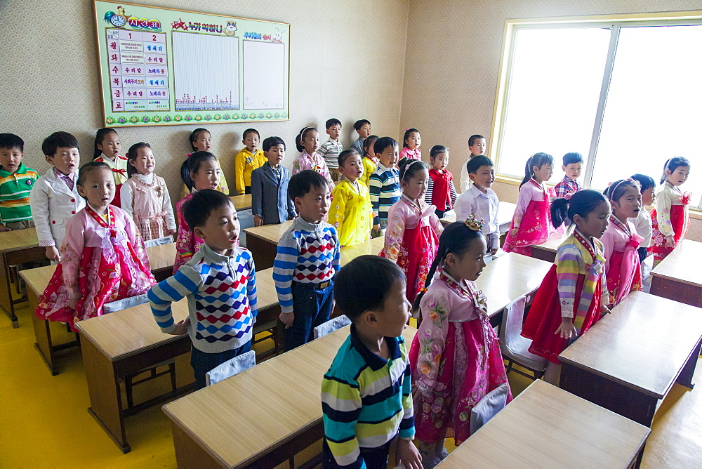 Mangyongdae Schoolchildren's Palace, Pyongyang, Democratic People's Republic of Korea (DPRK), North Korea, Asia