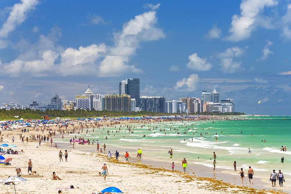 South Beach, Miami Beach, Gold Coast, Miami, Florida, United States of America, North America