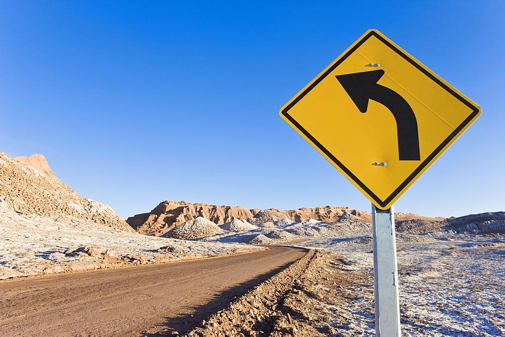 Valle de la Luna (Valley of the Moon), Atacama Desert, Norte Grande, Chile, South America