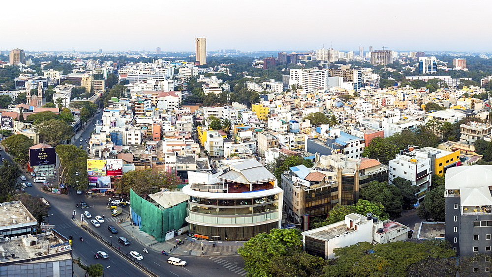 Bangalore (Bangaluru), capital of the state of Karnataka, India, Asia - 794-4634