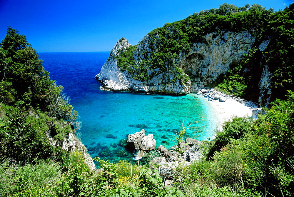Summer, Fakistra Beach, Pelion, Greece, Europe