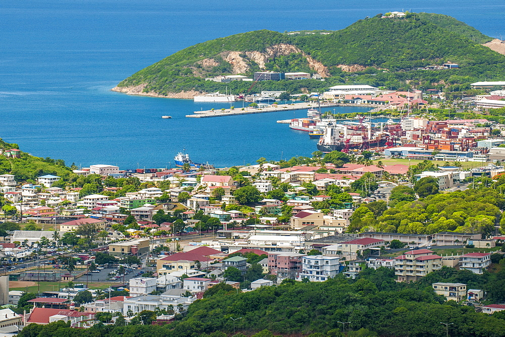 Charlotte Amalie on Saint Thomas, US Virgin Islands - 796-2454