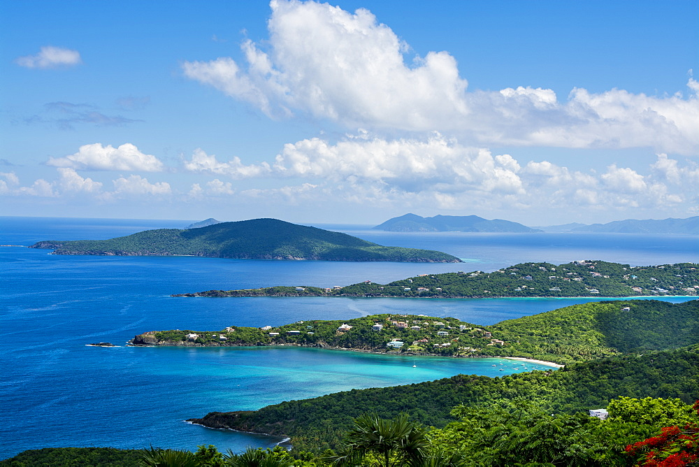 Magens Bay on Saint Thomas, US Virgin Islands - 796-2464