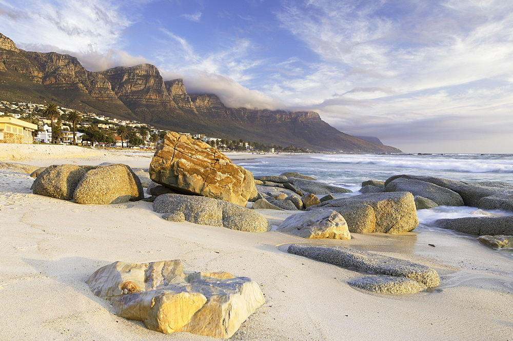 Camps Bay, Cape Town, Western Cape, South Africa - 800-3199