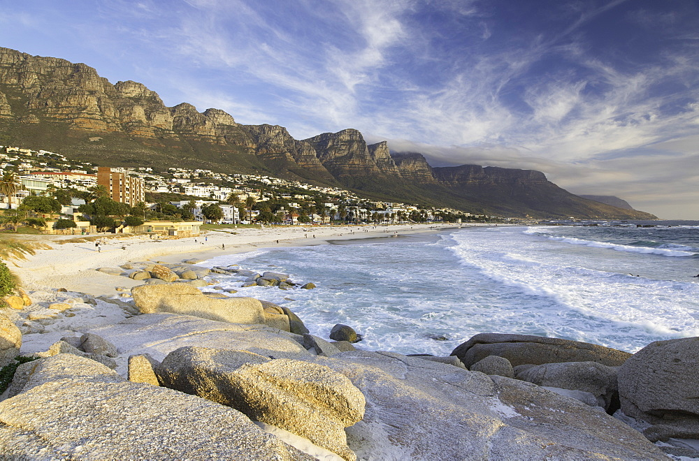 Camps Bay, Cape Town, Western Cape, South Africa - 800-3202