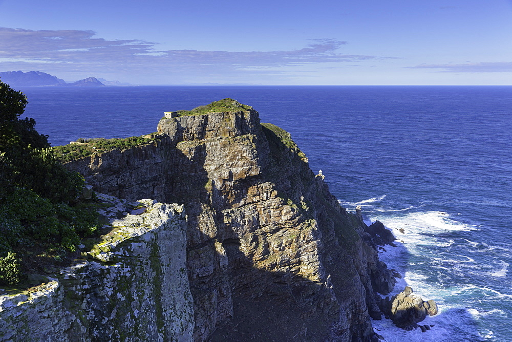 Cape Point, Cape Point National Park, Cape Town, Western Cape, South Africa - 800-3208