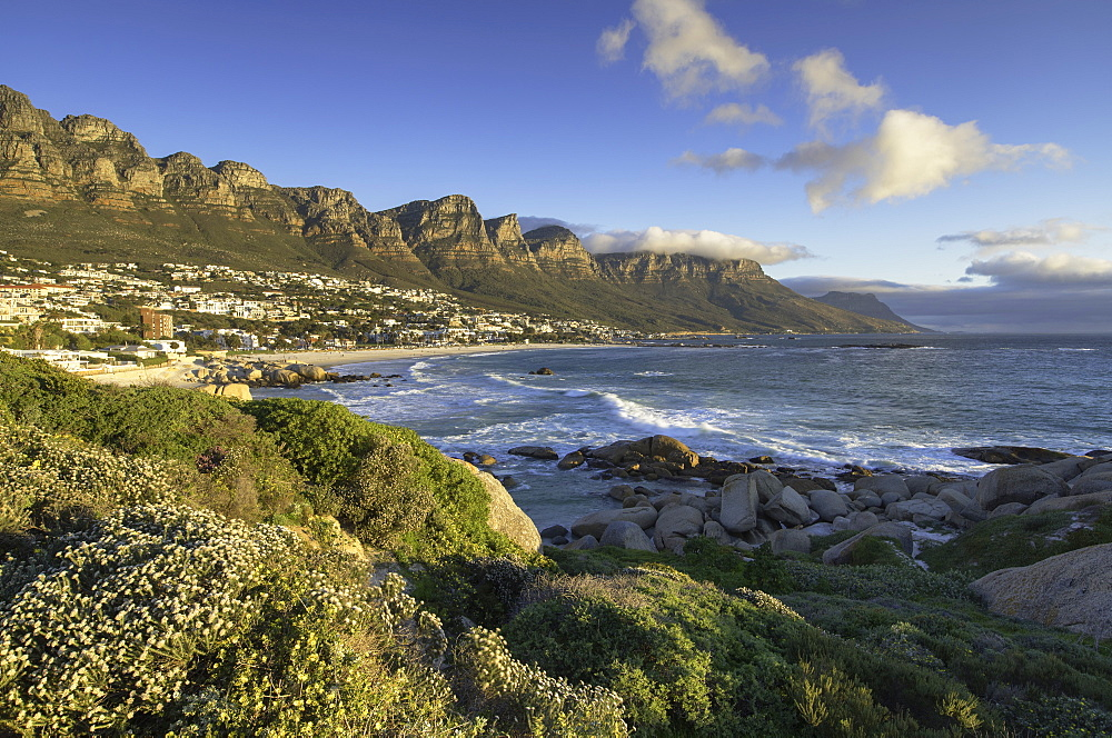 Camps Bay, Cape Town, Western Cape, South Africa - 800-3217