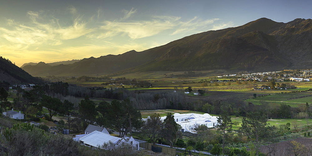 Franschhoek, Western Cape, South Africa - 800-3230