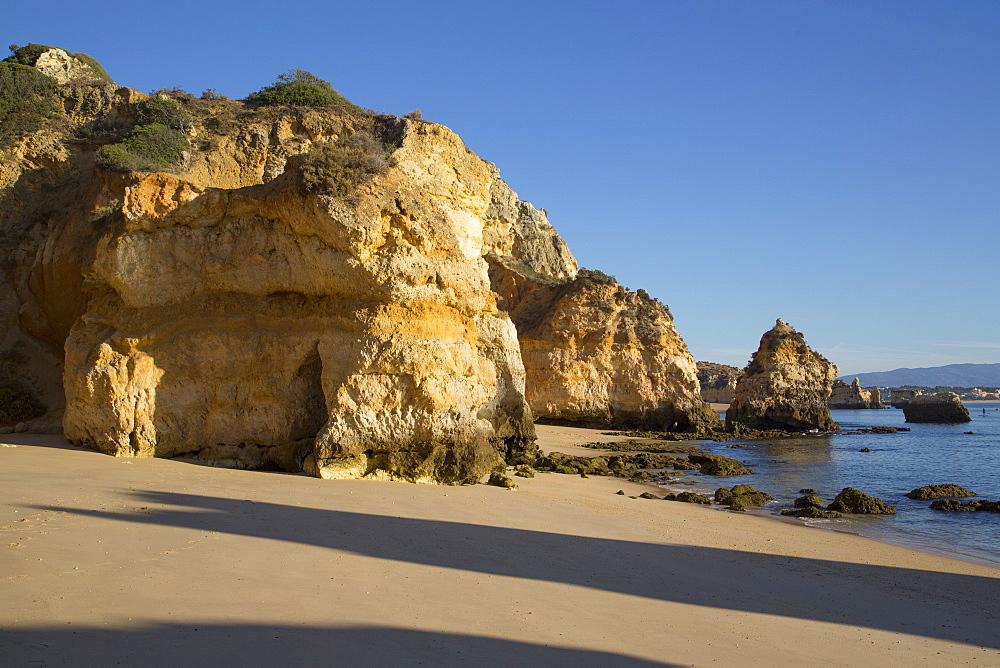 Praia do Camilo, Lagos, Algarve, Portugal, Europe