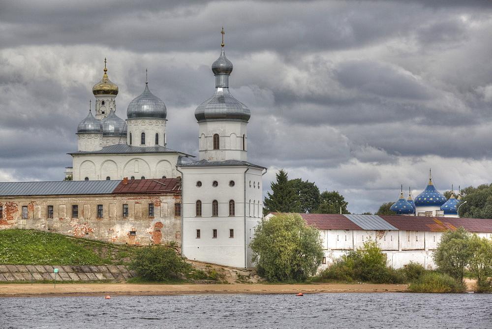 Zverin Monastery, UNESCO World Heritage Site, Veliky Novgorod, Novgorod Pblast, Russia - 801-2122