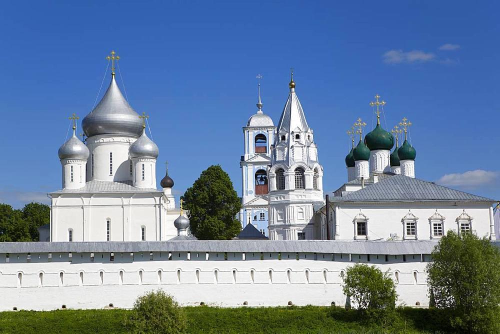 Nikitsky Monastery, Pereslavl-Zalessky, Golden Ring, Yaroslavl Oblast, Russia, Europe - 801-2354