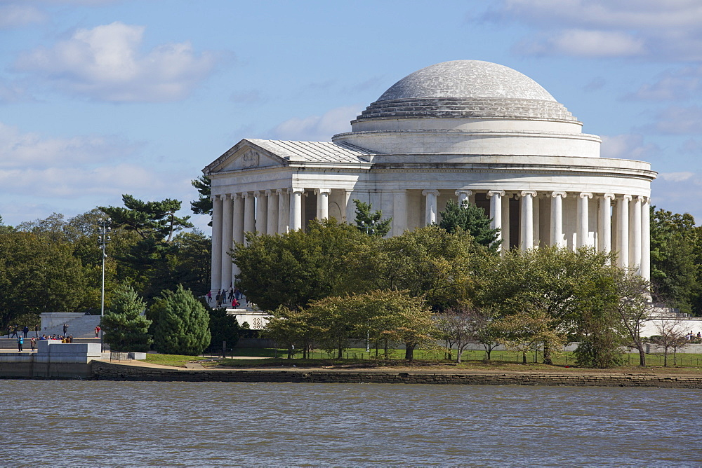 Thomas Jefferson Memorial, Washington D.C., United States of America, North America - 801-2447