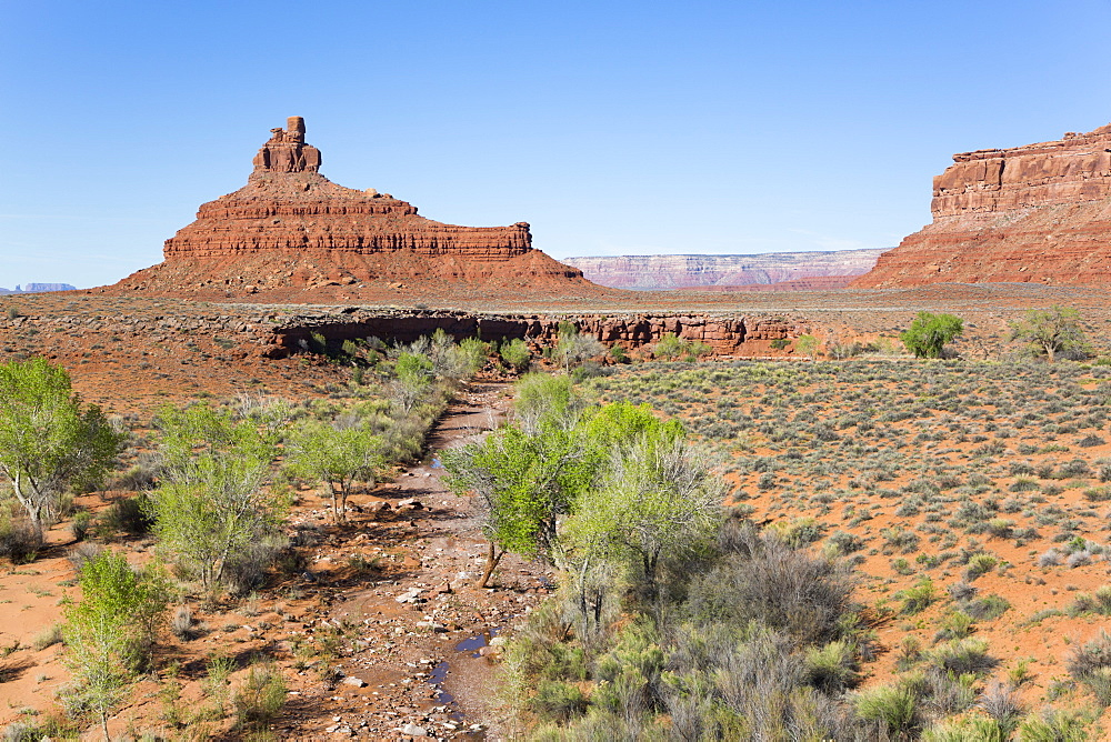 Valley of the Gods, Bears Ears National Monument, Utah, USA