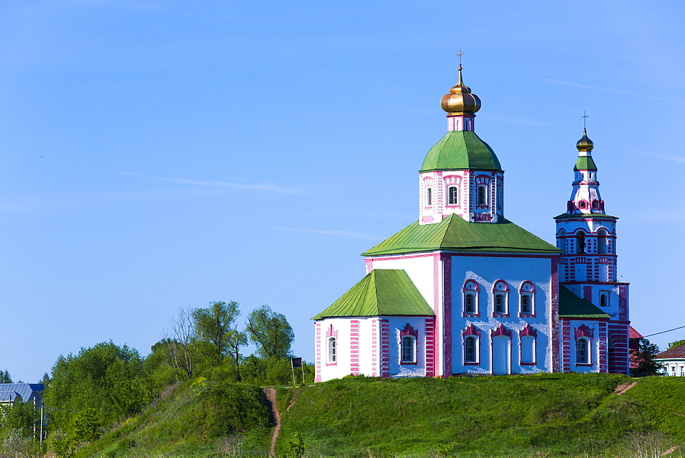 Church of Elijah the Prophet (Ilyi Proroka), Suzdal, Vladimir Oblast, Russia, Europe