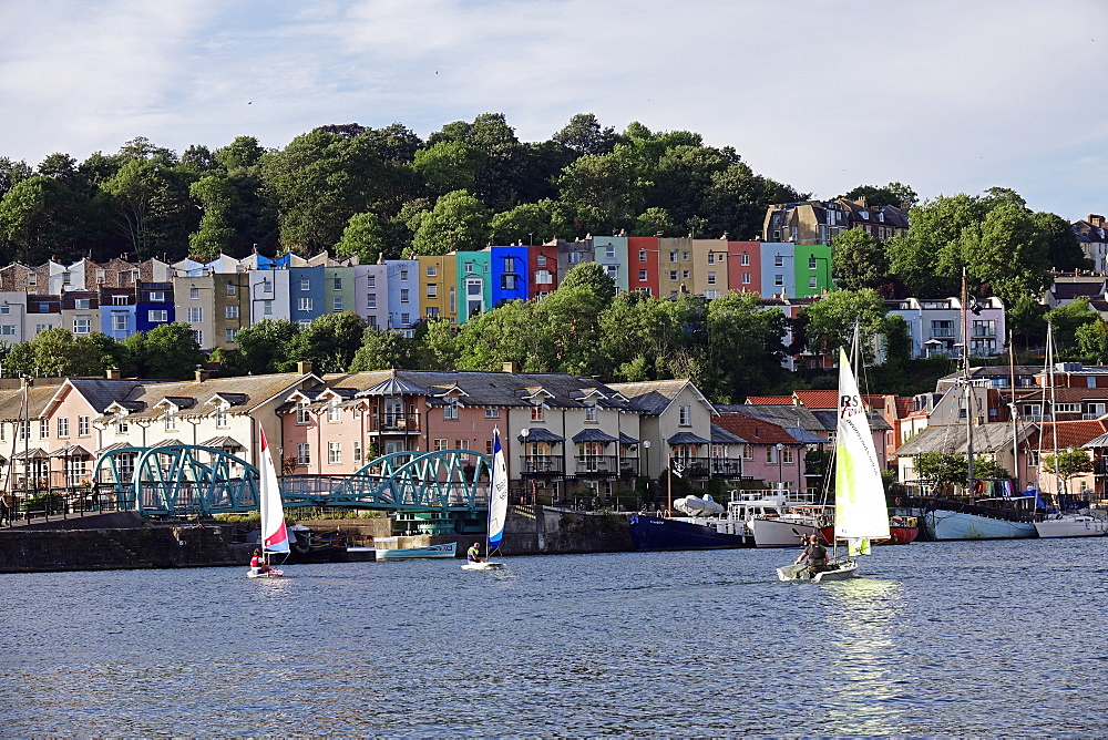 Bristol Harbourside, City of Bristol, England, United Kingdom, Europe - 802-514