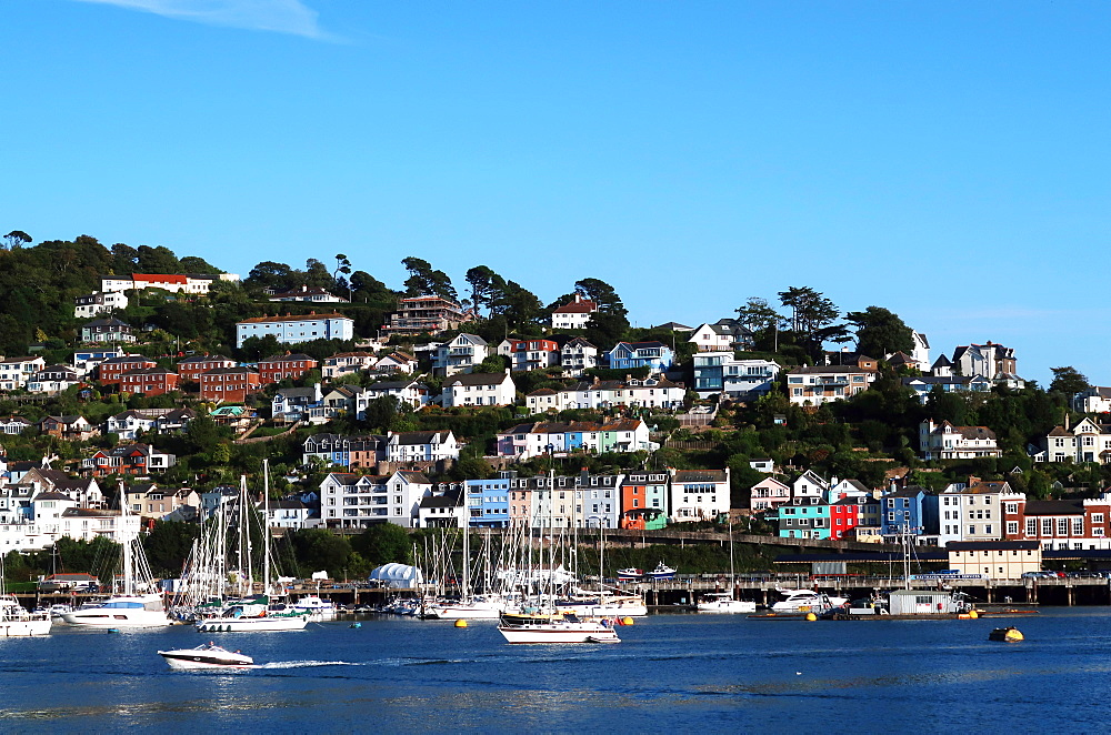 Kingswear, Devon, England, United Kingdom, Europe - 802-519