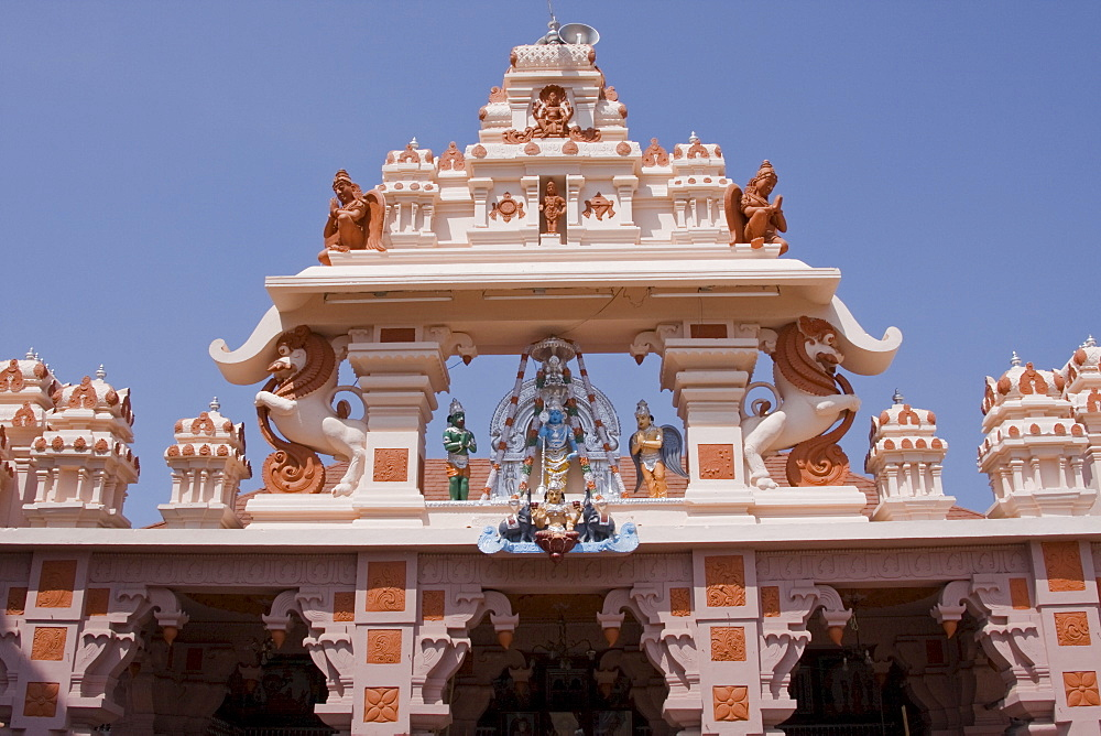 Udupi Sree Krishna Temple, Karnataka, India, Asia - 804-362