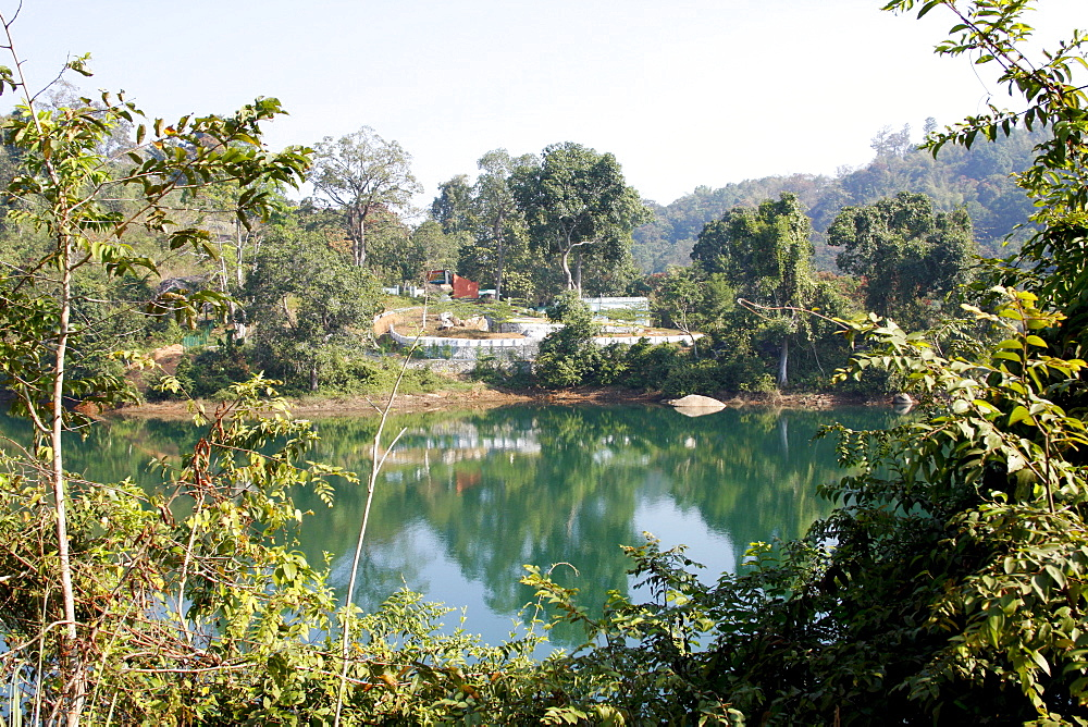 Steve Irwin Crocodile Park, Trivandrum, Kerala, India, Asia