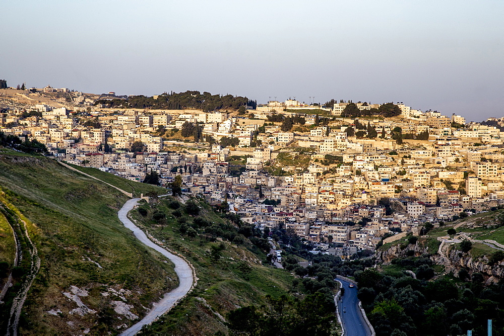 Silwan, Jerusalem, Israel, Middle East - 809-7618