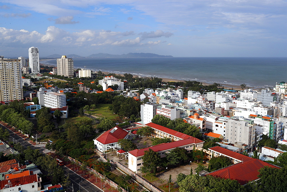 City of Vung Tau, Vietnam, Indochina, Southeast Asia, Asia - 809-7637