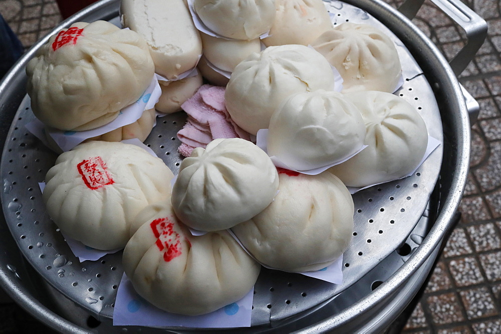 Dim sum, Chinese dumplings, Ho Chi Minh City, Vietnam, Indochina, Southeast Asia, Asia