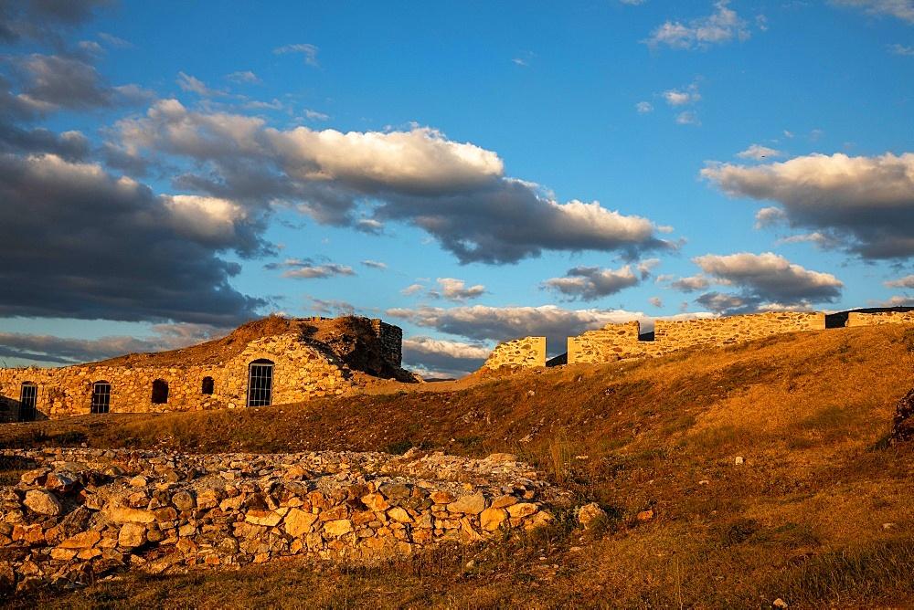 Prizren medieval fortress, Kosovo, Europe
