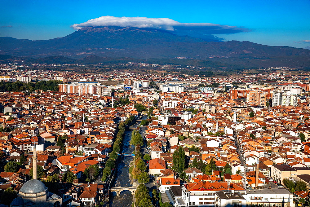 View of Prizren, Kosovo, Europe - 809-7883