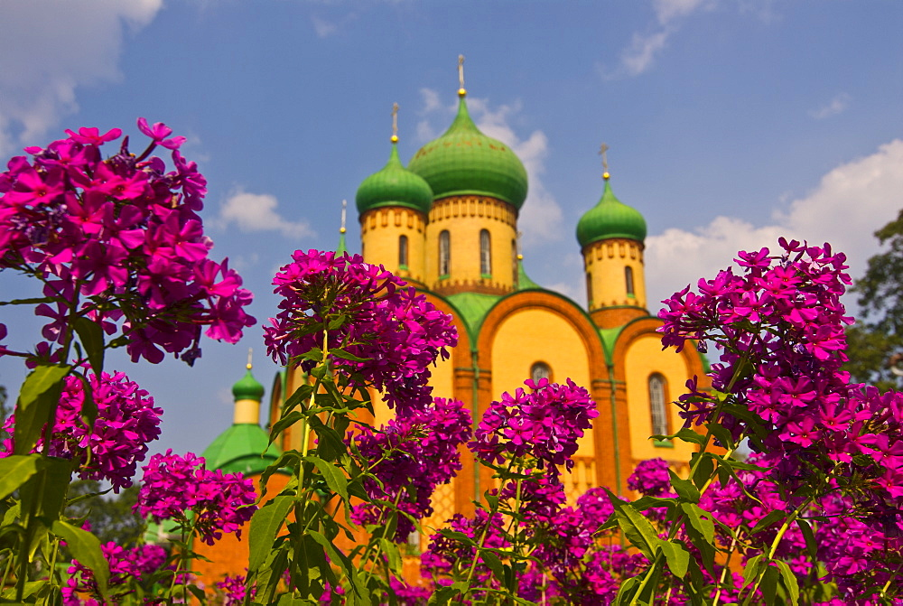 Puhtitsa Convent, Kuremae, Estonia, Baltic States, Europe - 816-2648