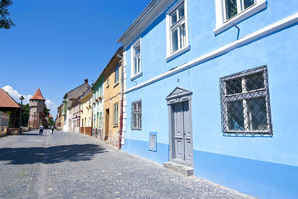 Sibiu, Romania, Europe - 816-3192