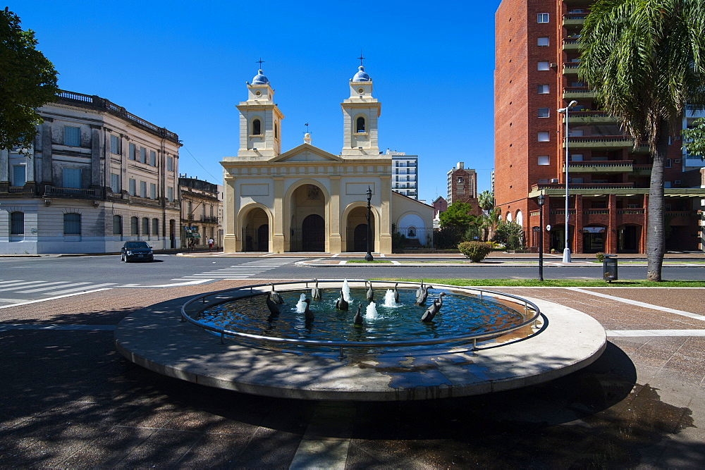 Santa Fe, capital of the province of Santa Fe, Argentina, South America