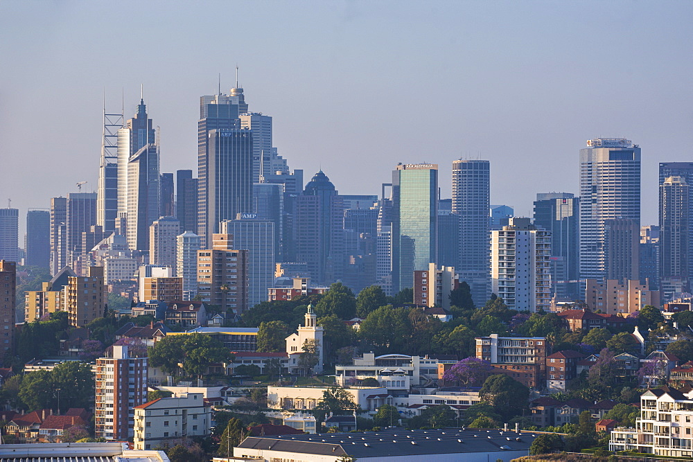 Skyline of Sydney, New South Wales, Australia, Pacific