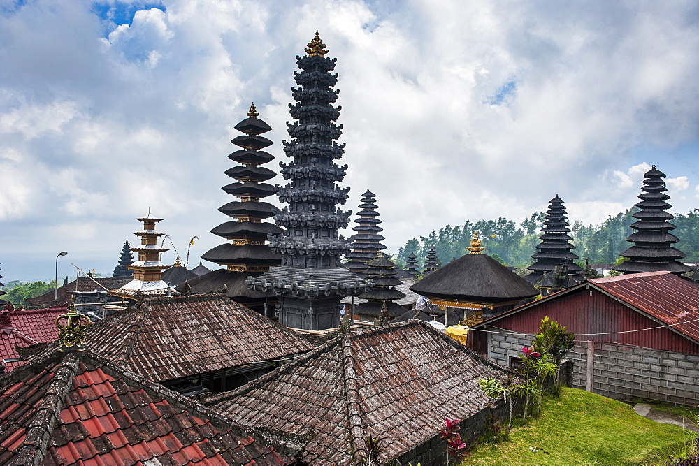 Stock photo of Pura Besakih temple, Bali