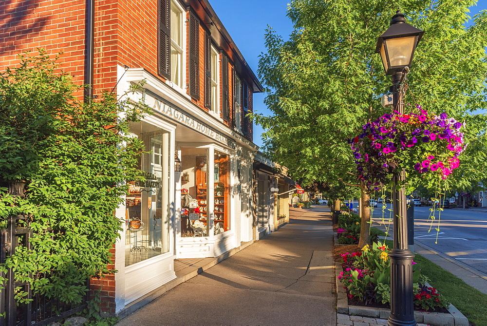 Queen Street, Niagara-on-the-Lake, Ontario, Canada, North America