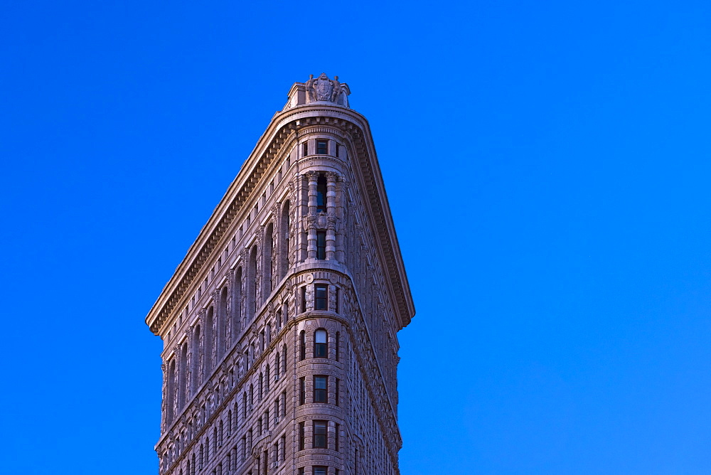 Flatiron Building, Midtown, Manhattan, New York, United States of America, North America