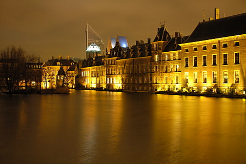 Den Haag South Holland Netherlands Binnenhof residence of the dutch government