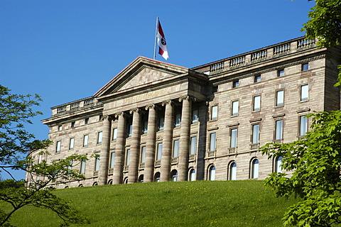 Wilhelmshoehe Palace, Kassel, Hesse, Germany