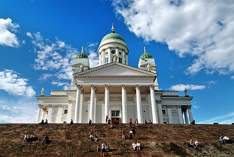 Cathedral of Helsinki Finland