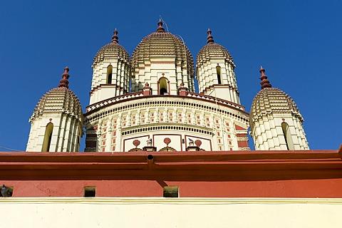 Dakshineshwar Temple, Parganas district, near Calcutta, West Bengal, India - 832-376854